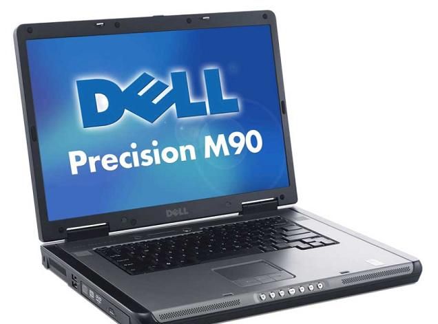 戴尔DELL-M90笔记本bios设置u盘启动进入PE的视频教程
