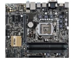 华硕B150M-A主板bios设置u盘启动进PE模式的视频教程