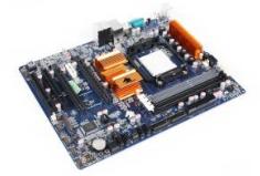 捷波HA10主板的bios设置u盘启动进PE模式的视频教程