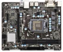 华擎B75M-DGS主板的bios设置u盘启动进入PE的视频教程