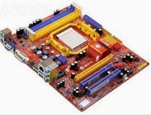 梅捷SY-N8M-RL主板的bios设置u盘启动进入PE的视频教程