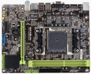铭瑄MS-A68GT+ 全固版主板的bios设置u盘启动进入PE的视频教程