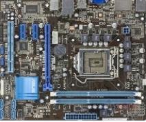 华硕P8H61-M LE主板的bios设置u盘启动进入PE的视频教程