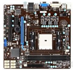 微星FM2-A75MA-P33主板的bios设置u盘启动进入PE的视频教程