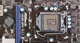 华擎H61M-HP4主板的bios设置u盘启动进入PE的视频教程