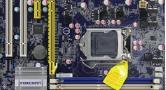 富士康H77M/H77M-S主板的bios设置u盘启动进入PE的视频教程