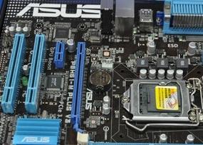 华硕P8H61-I主板的bios设置u盘启动视频教程